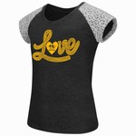 Colosseum Athletics Girls' University of Missouri All About That Lace T-shirt