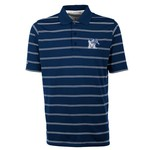 Antigua Men's University of Memphis Deluxe Polo Shirt - view number 1