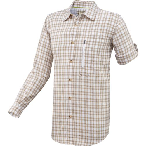 Magellan Outdoors™ Men's Ripple Creek Long Sleeve Plaid