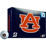 Bridgestone Golf Auburn University e6 Golf Balls 12-Pack - view number 1