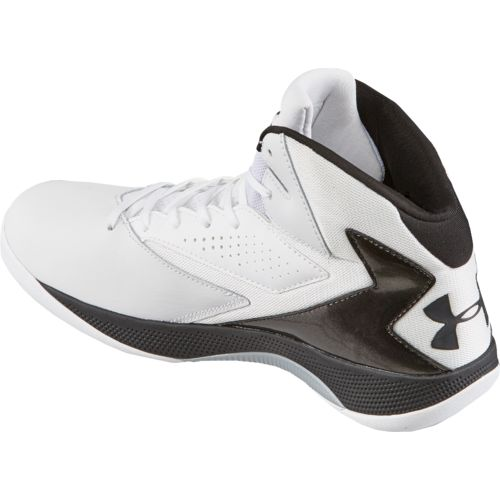 Under Armour Men's Lockdown Basketball Shoes - view number 3