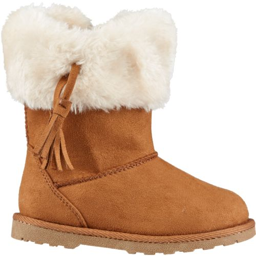Display product reviews for Magellan Outdoors Toddler Girls' Tassel Boots
