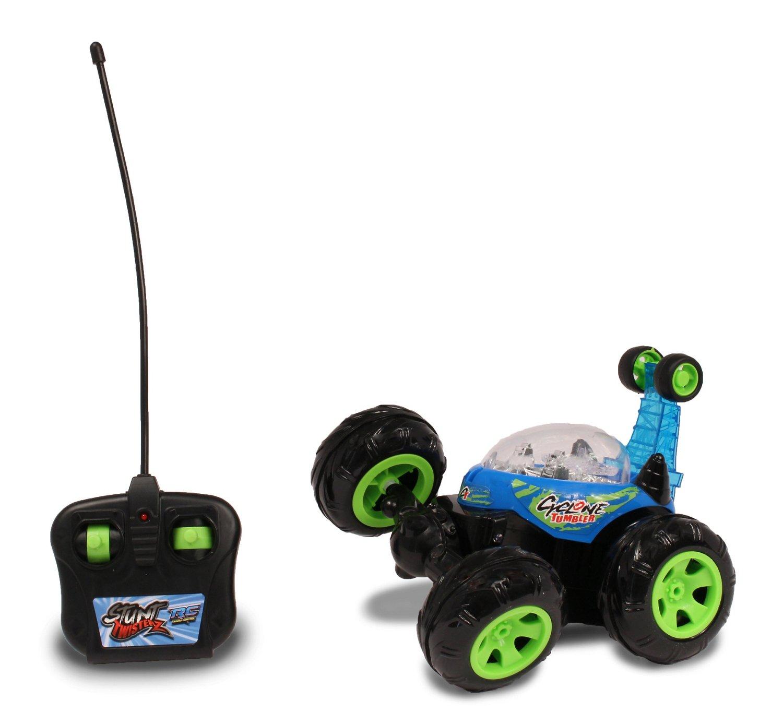 NKOK Stunt Twisterz Remote Control Stunt Car
