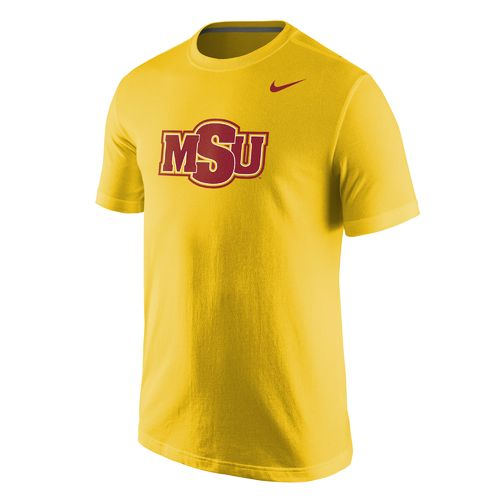 Nike Men's Midwestern State University Logo T-shirt