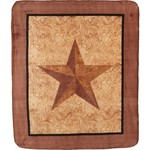 "Karin Maki 50"" x 60"" Lone Star Throw"