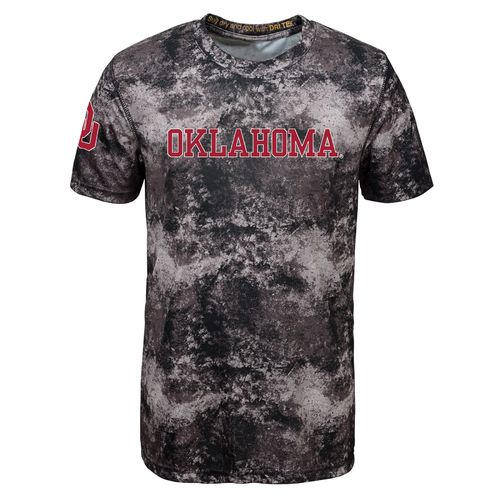 NCAA Kids' University of Oklahoma Sublimated Magna T-shirt - view number 1