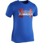 Under Armour® Toddlers' Big Logo Iteration T-shirt