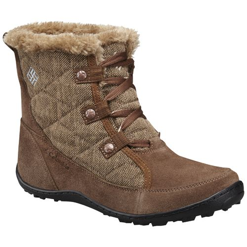 Columbia Sportswear Women's Minx Shorty Omni-Heat Wool Boots