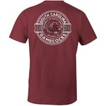 Image One Men's University of South Carolina Rounds Comfort Color T-shirt