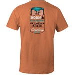Image One Women's Oklahoma State University Mason Jar T-shirt