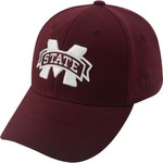 Top of the World Adults' Mississippi State University Premier Collection Memory Fit Cap - view number 1