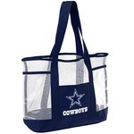 Team Beans Dallas Cowboys Beach Tote Bag