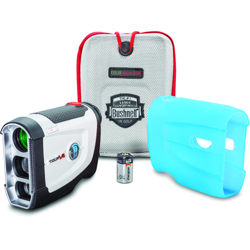 Display product reviews for Bushnell Tour V4 Jolt Laser Rangefinder