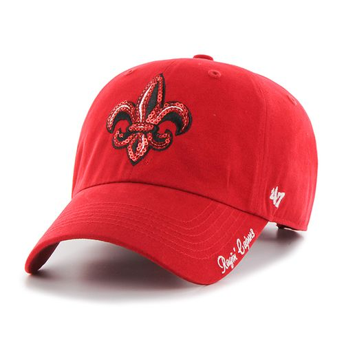 '47 University of Louisiana at Lafayette Women's Sparkle Cleanup Cap