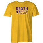 Image One Men's Louisiana State University Spirit Stripe Comfort Color T-shirt