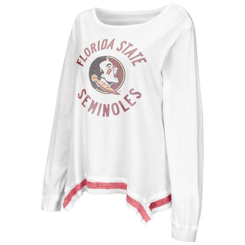 Touch by Alyssa Milano Women's Florida State University End Zone Top