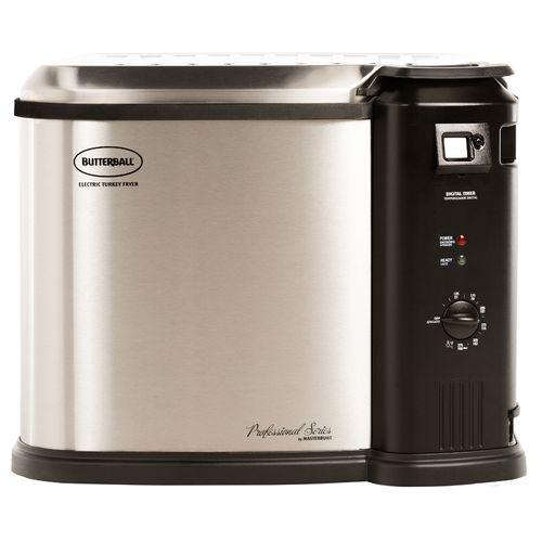 Display product reviews for Masterbuilt Butterball XL Indoor Electric Turkey Fryer