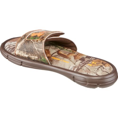 Under Armour Boys' Ignite Camo Soccer Slides - view number 4