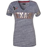 G-III for Her Women's Houston Texans Off Tackle T-shirt