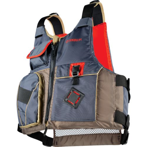 Display product reviews for Magellan Outdoors Adults' Kayak Fishing Life Jacket