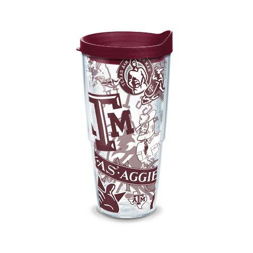 Tervis NCAA Texas A&M University Allover 24 oz. Tumbler - view number 1