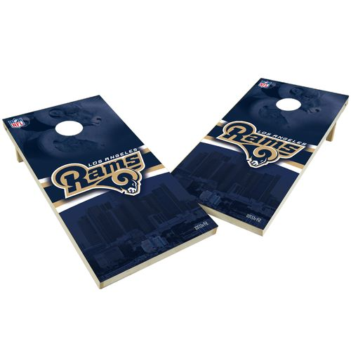 Wild Sports Tailgate Toss XL SHIELDS Los Angeles Rams