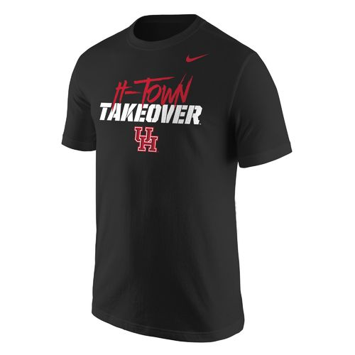 Nike™ Men's University of Houston H-Town Takeover Core T-shirt