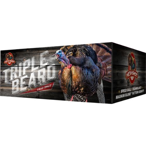 HEVI-Shot® Triple Beard 12 Gauge Turkey Shotshells