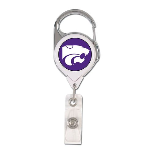 WinCraft Kansas State University Retractable Premium Badge Holder