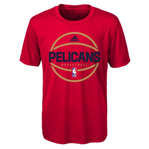 adidas Boys' New Orleans Pelicans Graphic T-shirt