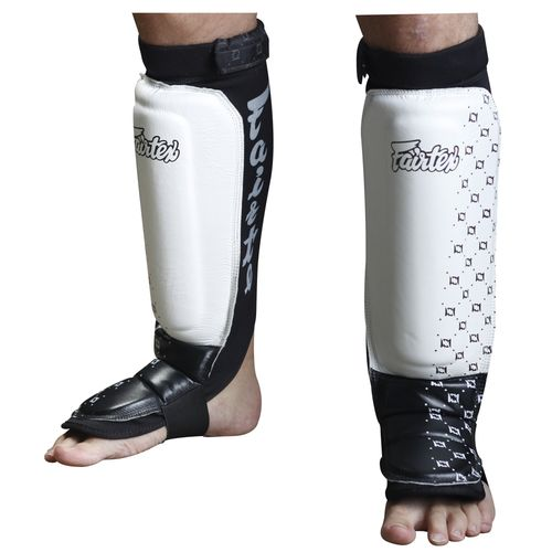 Fairtex Adults' Neoprene Shin Pads - view number 1