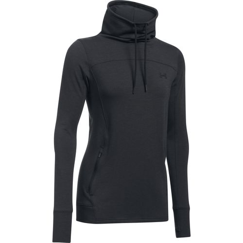 Under Armour Women's Featherweight Fleece Slouchy Pullover - view number 1