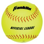 Franklin Official League Softballs 4-Pack - view number 1