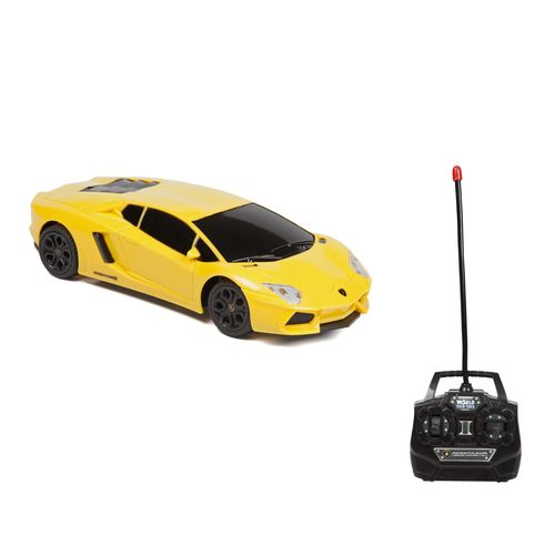 Display product reviews for World Tech Toys Lamborghini Aventador LP 700-4 1:24 RTR Electric RC Car
