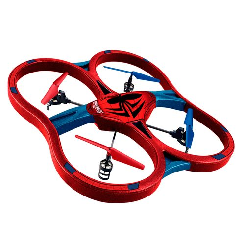 World Tech Toys Marvel Spider-Man 2.4 GHz 4.5 Channel Super Drone