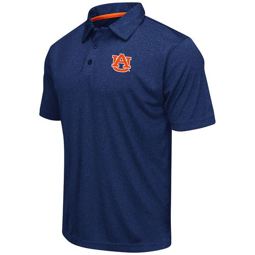 Colosseum Athletics™ Men's Auburn University Academy Axis Polo Shirt