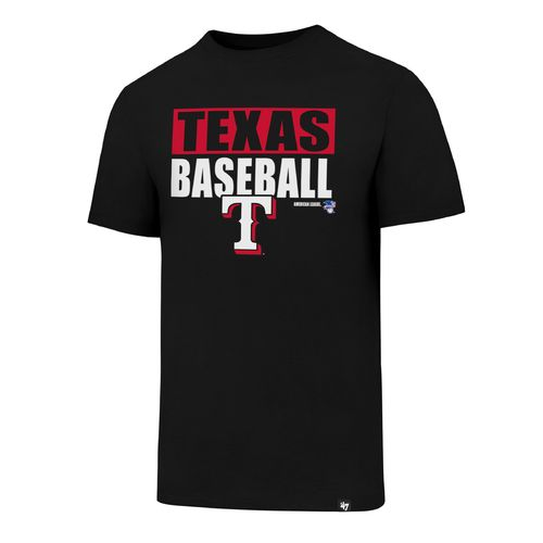 '47 Texas Rangers State Baseball Club T-shirt