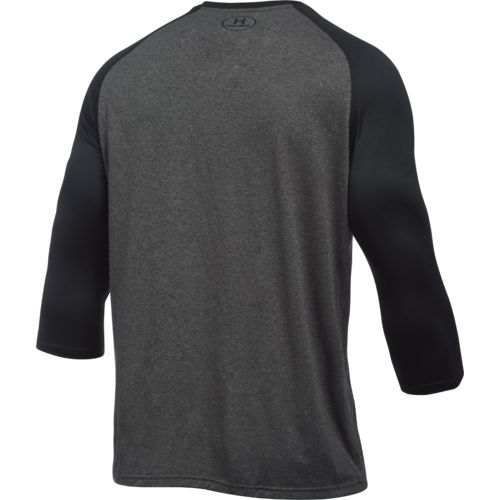 Under Armour Men's Baseball 3/4 Sleeve T-shirt - view number 2