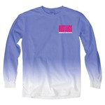 Blue 84 Women's Midwestern State University Ombré Long Sleeve Shirt - view number 2