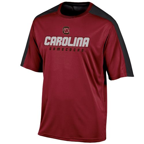 Champion™ Men's University of South Carolina Colorblock T-shirt