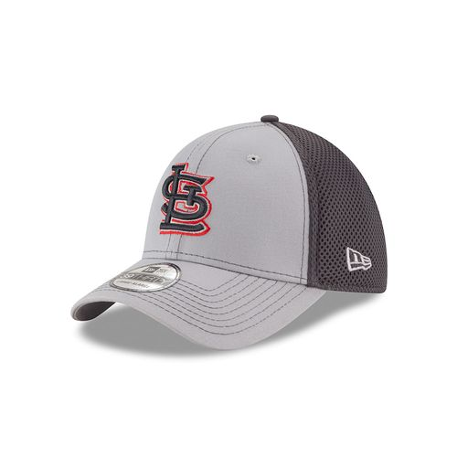 New Era Men's St. Louis Cardinals Grayed Out Neo 39THIRTY Cap