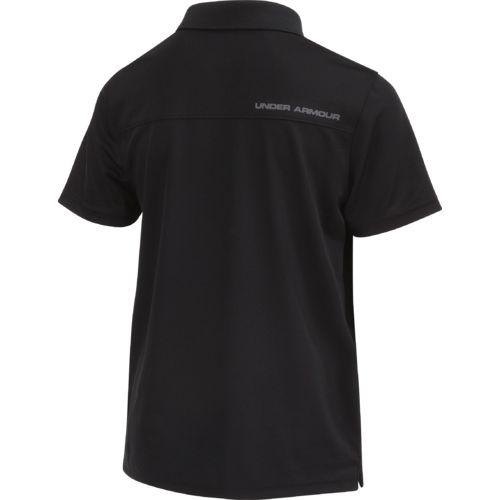 Under Armour Boys' Match Play Golf Polo Shirt - view number 3