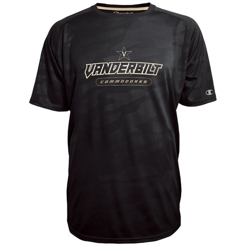 Champion Men's Vanderbilt University Short Sleeve T-shirt