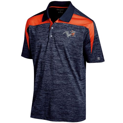 Champion™ Men's University of Texas at El Paso Synthetic Colorblock Polo Shirt