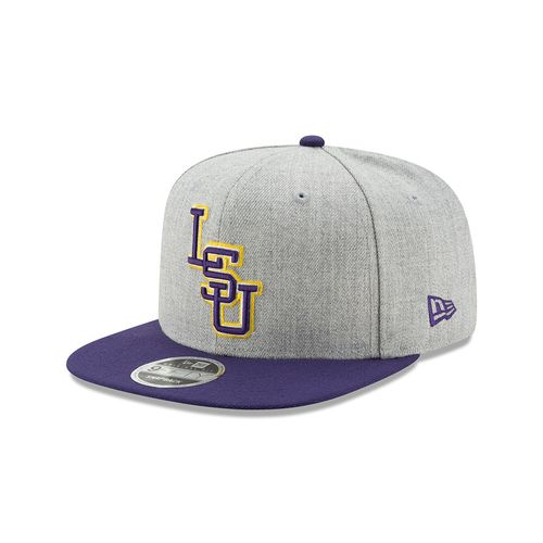 New Era Men's Louisiana State University Original Fit 9FIFTY® Cap - view number 1