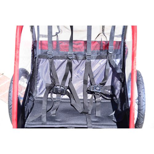 Allen Sports 2-Child Bicycle Trailer - view number 8