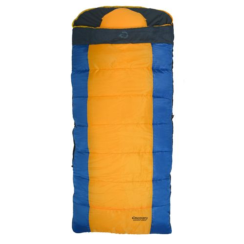 Display product reviews for Discovery Adventures Classic Coolvent 40 Degrees Sleeping Bag