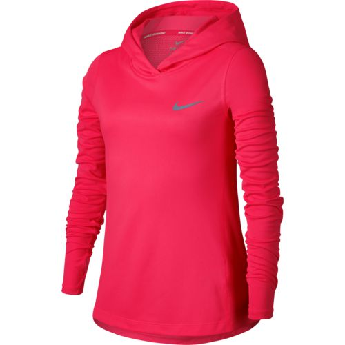 Nike Girls' Running Hoodie - view number 1