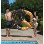 Poolmaster Chocolate-Dipped Pretzel Pool Float - view number 4