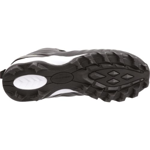 Rawlings Men's Rumble Mid Football Cleats - view number 4